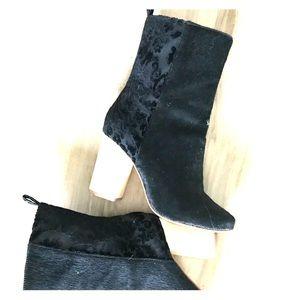 Anthropologie Faryl Robin Fur Boots